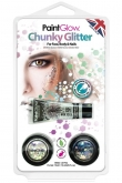 Blister set chunky glitters Mystical Unicorn/Mermaid