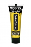 Face & body 10 ml neon UV geel